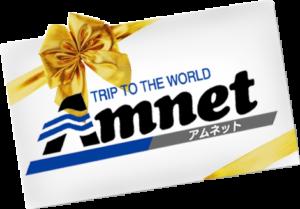 アムネット 商品券